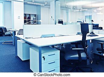 bureau, moderne