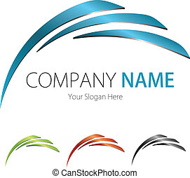 (business), compagnie, conception, logo