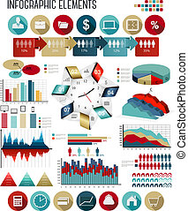 business, template., vector., infographics