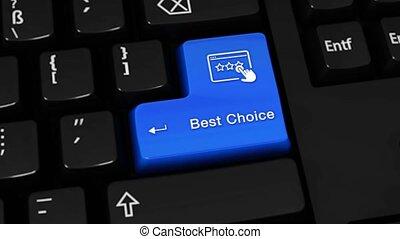 button., choix, mouvement, informatique, 387., clavier, rotation, mieux
