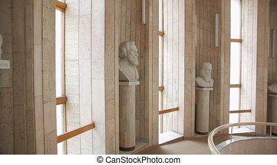 célèbre, monuments, scientifiques