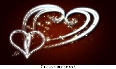 cœurs, fantaisie