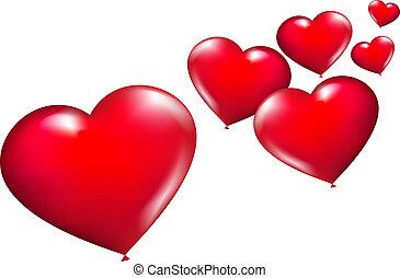 cœurs, voler