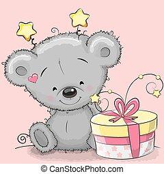cadeau, ours