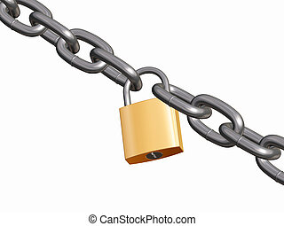 cadenas, chaîne
