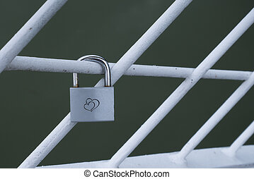 cadenas, pont