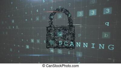 cadenas, sécurité, caractéristiques, 4k, numérique