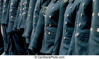 cadets, agrafe