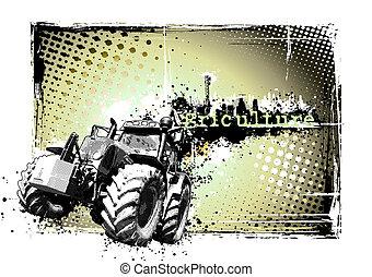 cadre, agriculture