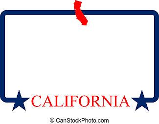 cadre, californie
