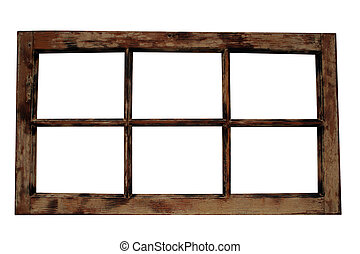 cadre fenêtre, a mûri