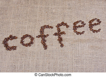 café, mot