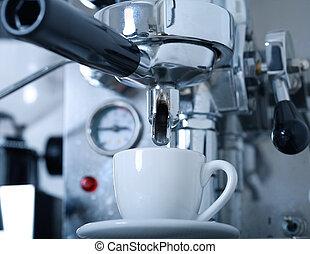 café, préparer