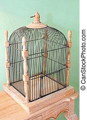 cage d'oiseaux