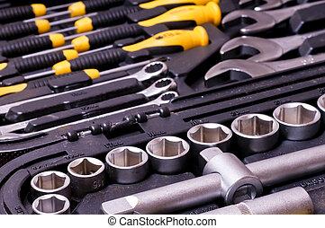 caisseà outils