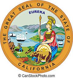 californie cachet