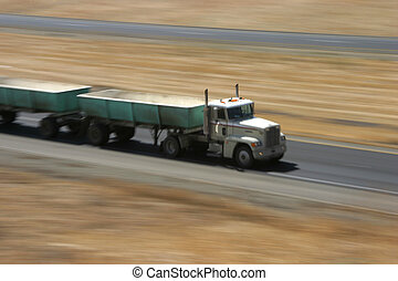 camion, 4, expédier