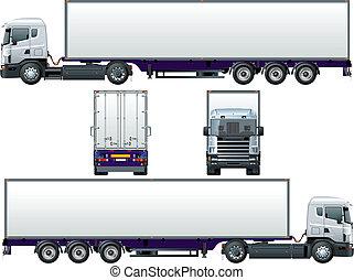 camion cargaison
