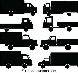 camions, collection