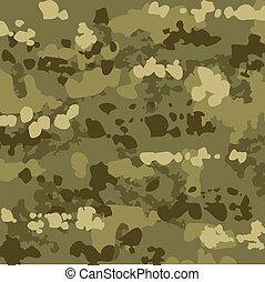 camouflage, fond