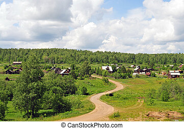 campagne, paysage