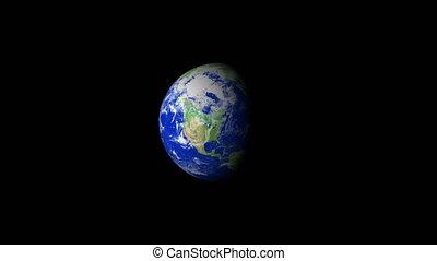 canada, la terre, zoom:, 4k, montréal