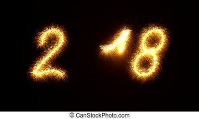 canal, sparkler, 2018, nombres, alpha