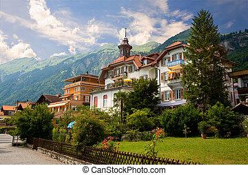 canton, berne, brienz, suisse