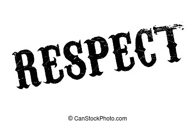 caoutchouc, respect, timbre