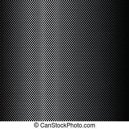 carbone, autocollant, fibre, texture