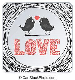 card2, aimer oiseaux