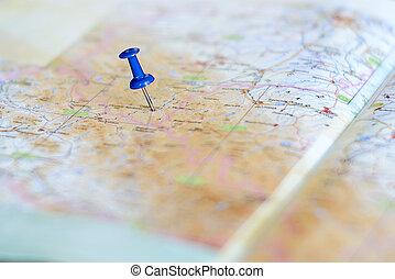 carte, destination