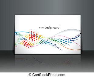 carte don, conception