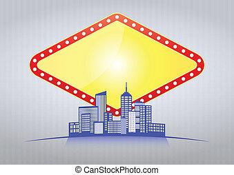 casino, ville