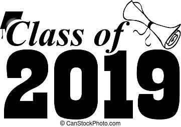 casquette, 2019, remise de diplomes, classe