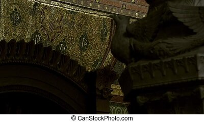 cathédrale, mosaïque religieuse, lyon