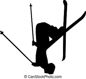 cavalier, ski