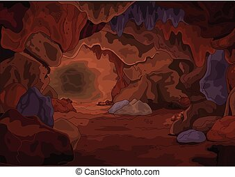 caverne, magie