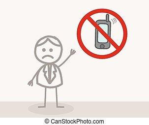 cellphone, non