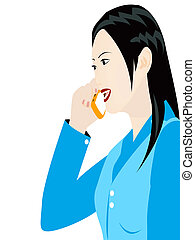 cellphone, parler