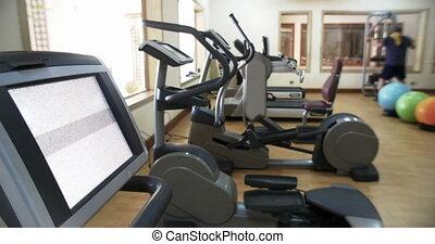 centre aptitude, machines, exercice