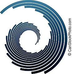 cercles, concentrique