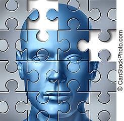 cerveau, monde médical, humain, recherche