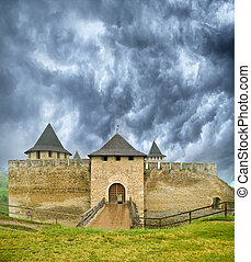 château, ancien