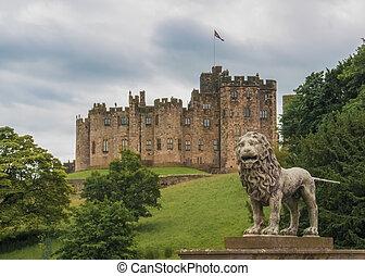 château, anglaise
