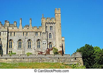 château, arundel, angleterre