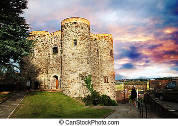 château, seigle