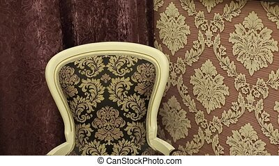 chaise, appartements