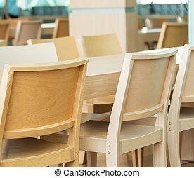 chaises, aéroport