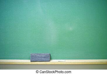 chalkboard-horizontal, vide